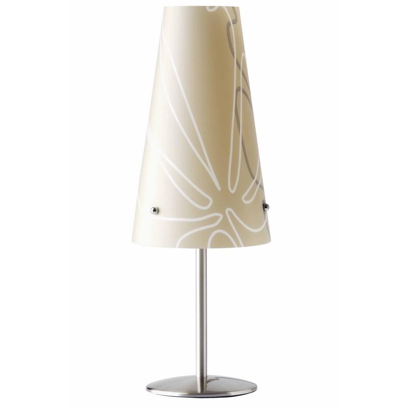 Bruine tafellamp Nayra