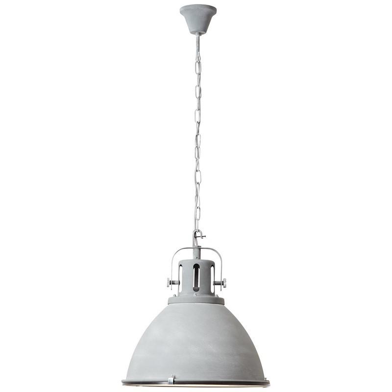 Industriële Hanglamp Jesica - Beton Grijs