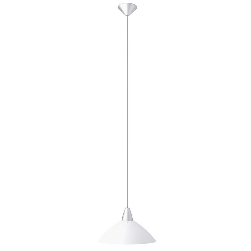 Feline 1 witte hanglamp