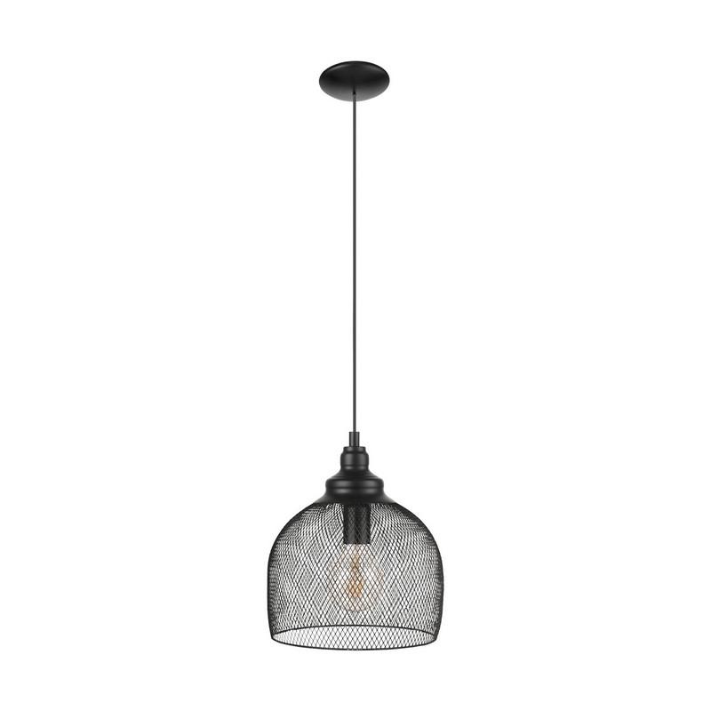 Aemilius hanglamp - Zwart