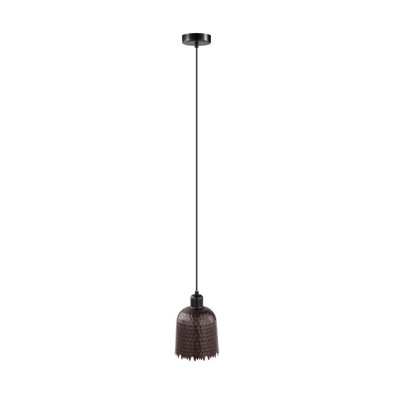 Agathe hanglamp - Copper-Antique Black