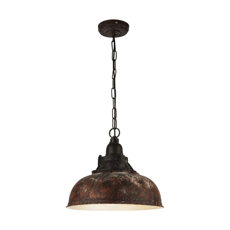 Ajdin hanglamp - Antiek Bruin Beige