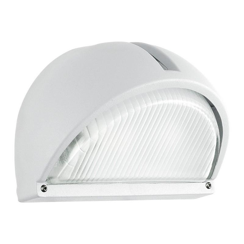 Genevieve buitenlamp gegoten aluminium wit