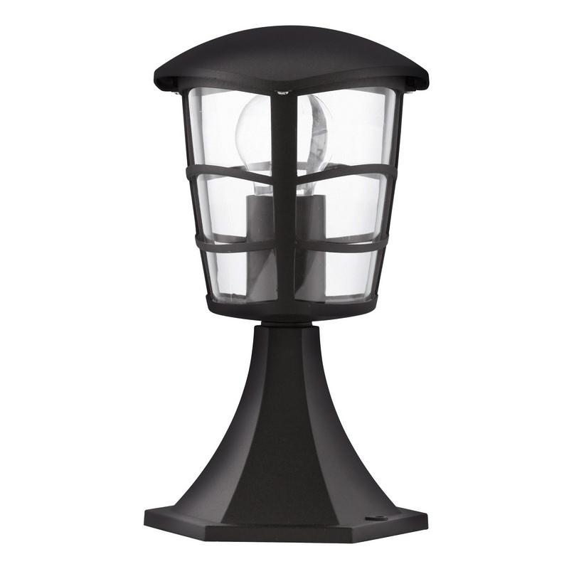 Irma buitenlamp gegoten aluminium zwart