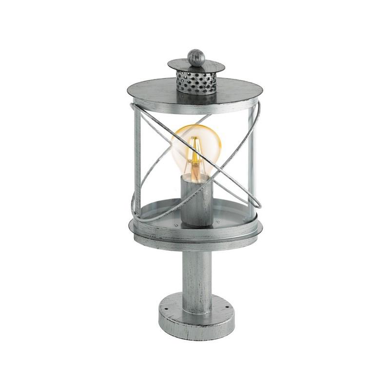 Allisha buitenlamp - Antiek Zilver