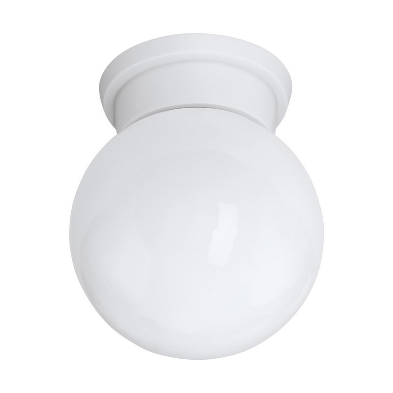 Amira plafondlamp - Wit