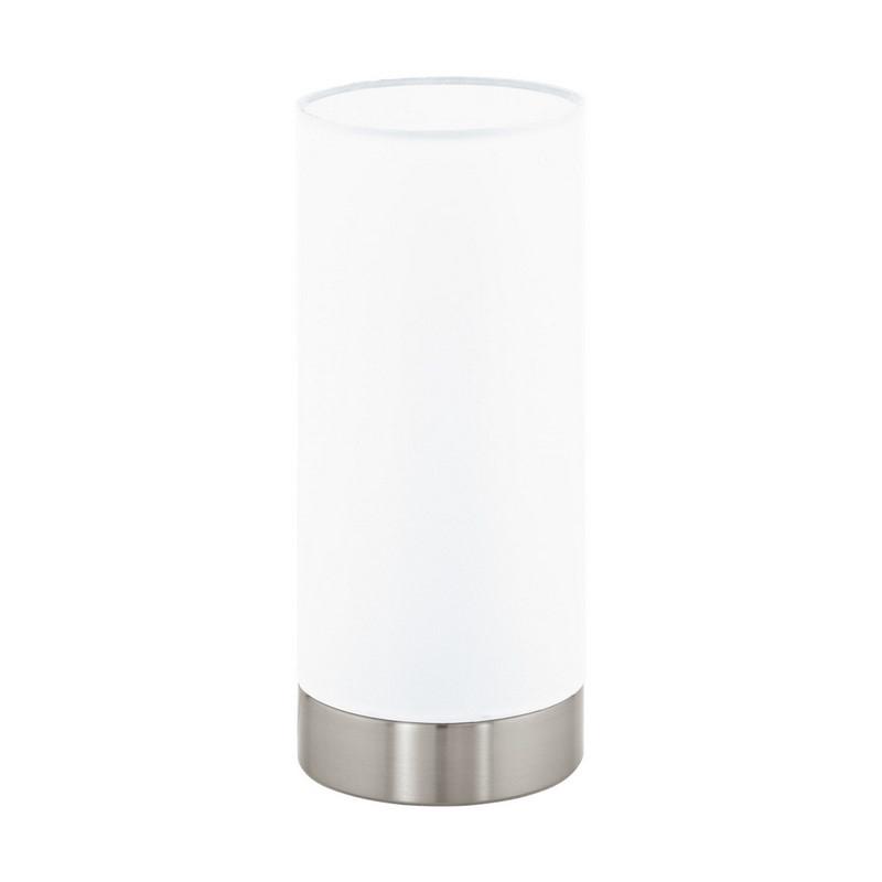 Anes tafellamp - Nikkel-Mat