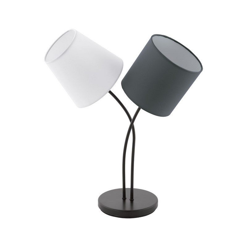 Anique tafellamp - Zwart