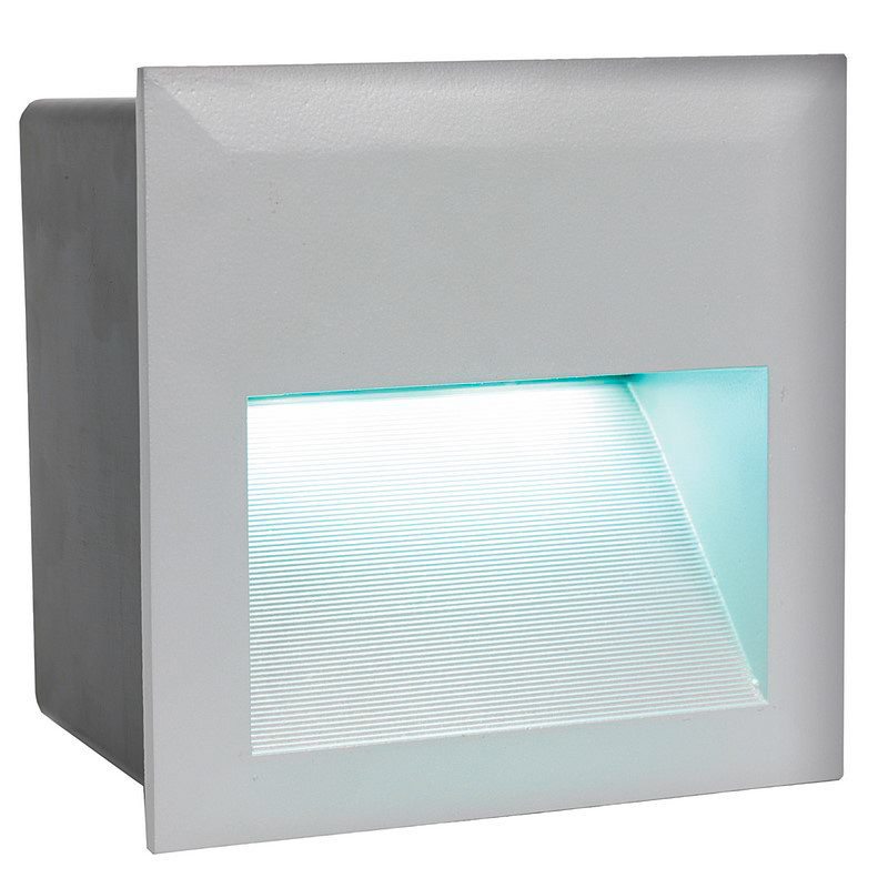 Ankje buitenlamp - Zilver
