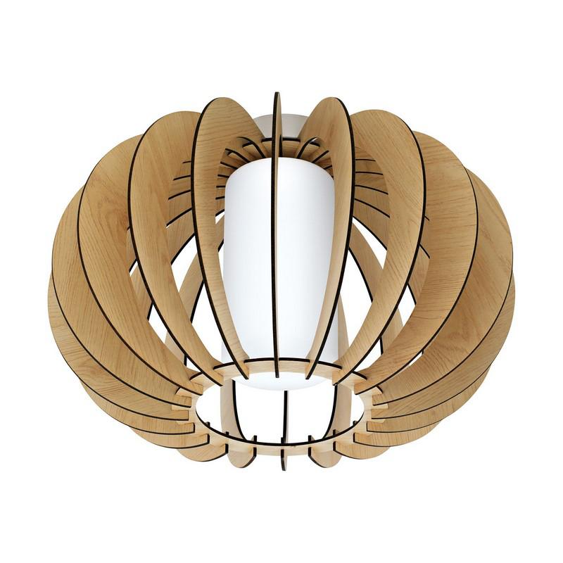 Arend-Jan plafondlamp - Nikkel-Mat