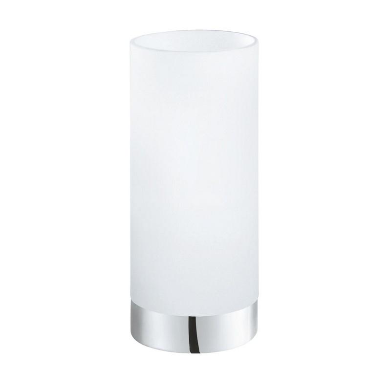 Asiye tafellamp - Chroom