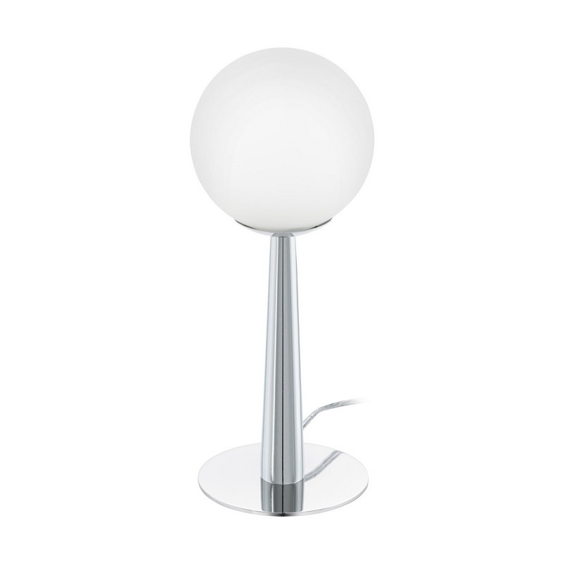 Aslan tafellamp - Chroom