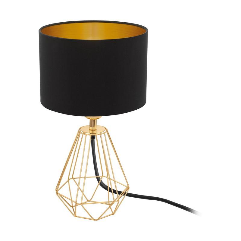 Assia tafellamp - Messing