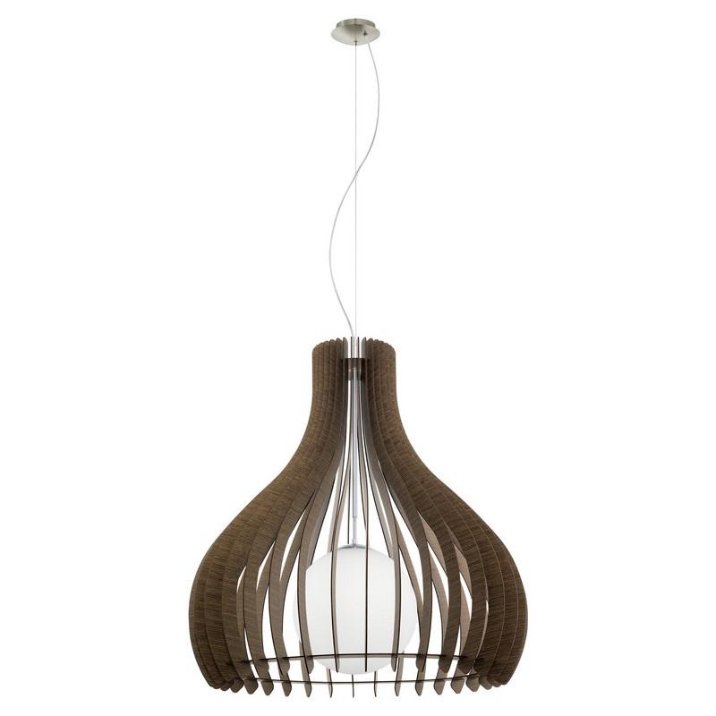 Beverly hanglamp - Nikkel-Mat