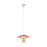 Catharine hanglamp - Wit