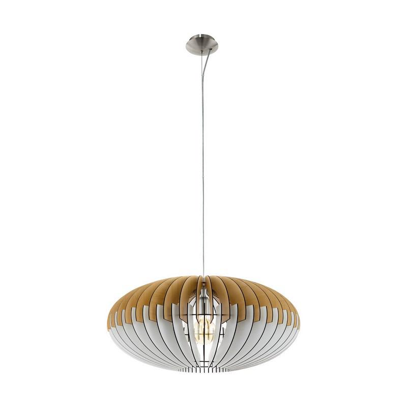 Chabeli hanglamp - Nikkel-Mat