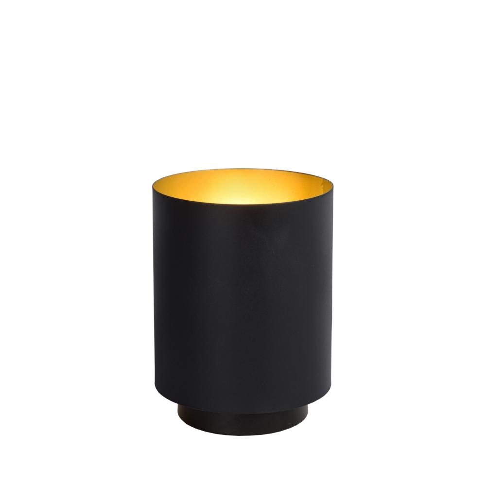 Zwarte Tafellamp Suzy, metaal