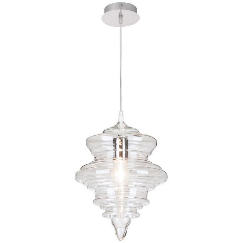 Design hanglamp Talya groot, glas