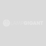 Kroonluchter Jeftha klassiek, 12-lichts, beige/goud