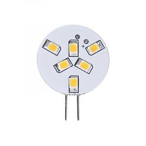 G4 LED lamp Delano, 1 Watt, 2700K (Extra warm wit)
