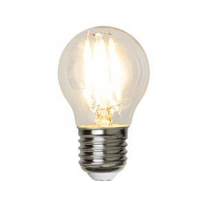 E27 12-24 Volt LED lamp Thije, 2,3 Watt, 2700K (Extra warm wit)