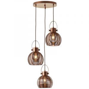 Industriële hanglamp Ayden, Metaal
