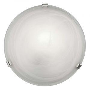 Witte plafondlamp Eliv