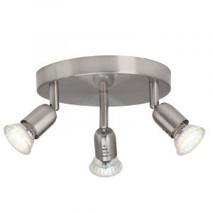 Hayo plafondlamp, Metaal, Rond