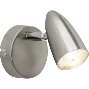 Goedkope wandlamp Allyssa, Chroom