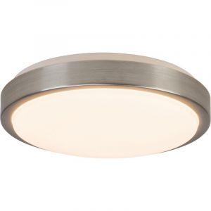 Moderne plafondlamp Kaylean - Nickel, Alu