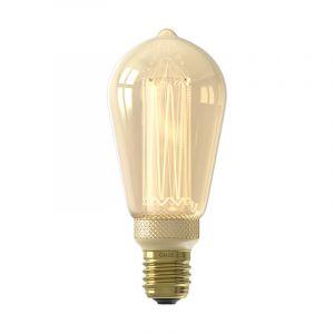 Dimbare Calex E27 LED Edison lamp, 3,5w, 1800K