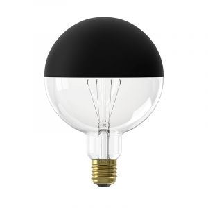 Dimbare Calex E27 kopspiegel LED lamp G125, 4w, 2200K