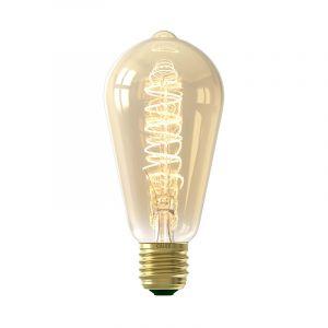 Dimbare Calex E27 LED Edison lamp, 4w, 2200K