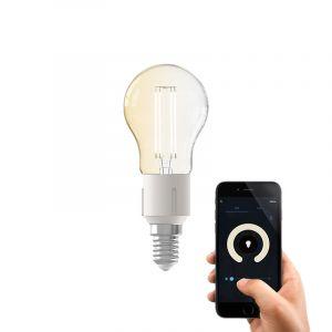 Dim to warm Calex E14 smart kogellamp, 4,5w