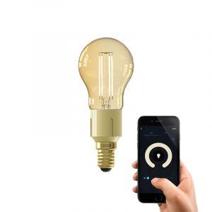 Dim to warm Calex E14 smart kogellamp, 4,9w