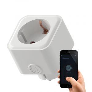 Witte Calex smart stekker