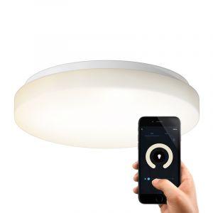 Dimbare Calex LED smart plafonnière met verstelbare lichtkleur