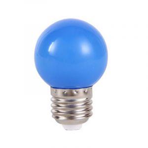 Blauwe lampenbol - 1 Watt