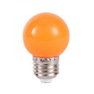 Oranje lampenbol - 1 Watt