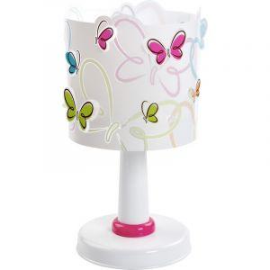 Kinderkamer tafellamp Vlinders
