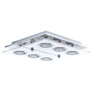 Lusie plafondlamp - 6 LED lampjes