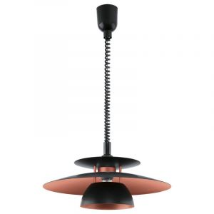 Design lampenkap Lariana met uittrekbaar ophangsnoer