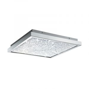 Aarnoud plafondlamp - Chroom