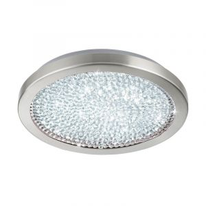 Aaron plafondlamp - Nikkel-Mat