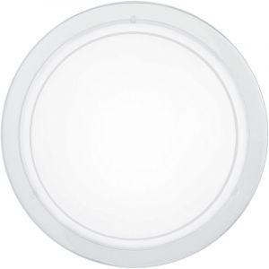 Witte plafondlamp Agena
