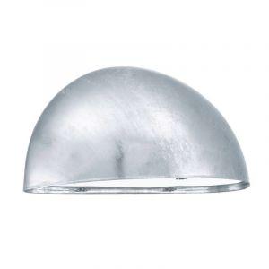 Hala buitenlamp staal thermisch verzinkt
