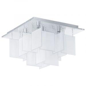 Sil I plafondlamp uniek design vierkant