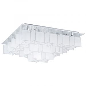 Sil III plafondlamp uniek design vierkant