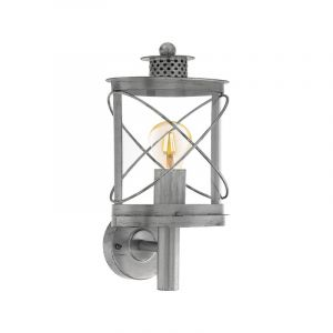 Allegonda buitenlamp - Antiek Zilver
