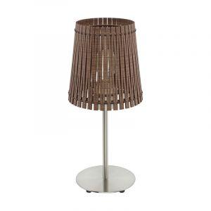Bertram tafellamp - Nikkel-Mat